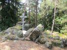 skalka nad Malým Chlumcem