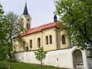 Mníšek kostel